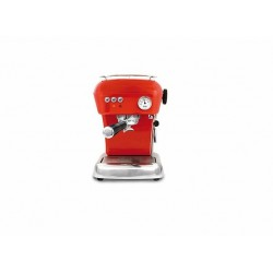 Ascaso Espresso And Cappuccino Machine | Red